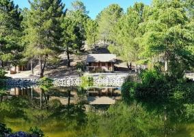 Finca El Lagunazo- La Cabaña del Lago