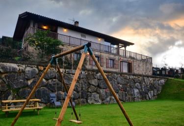 Casa Angiz Etxea II - Sumbilla/sunbilla, Navarra