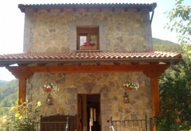 Casa Rural El Hórreo- La Casa - Santa Marina De Valdeon, León