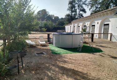 La Umbría de la Ribera- Casa del Patio - El Pedroso, Sevilla