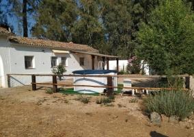 La Umbría de la Ribera- Casa del Patio