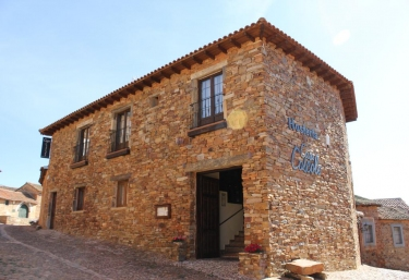 Casa Coscolo  - Castrillo De Los Polvazares, León