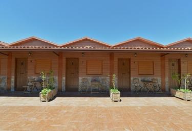 Alojamiento Hotel Rural Lalola  - Villacañas, Toledo