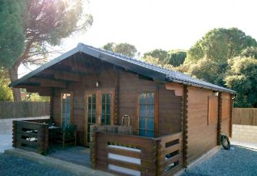 La Cabaña del Bosque - Escalona, Toledo