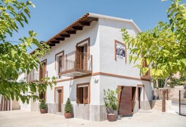 Casa Rural El Cano - Peña Zafra De Arriba, Murcia