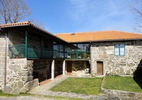 Rectoral de Candas - Candas, Ourense