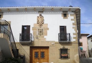 Casa Rural Laguao - Abarzuza, Navarra