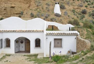 Cueva Tranquila -Caléndula - Gorafe, Granada