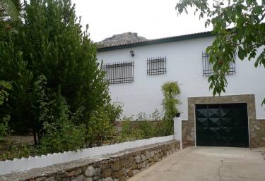 El Nogal - Benaocaz, Cádiz