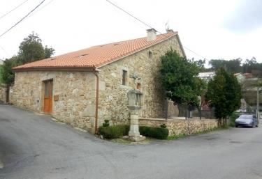 Casa rural O Cruceiro - Boiro (Boiro), A Coruña