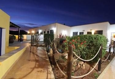 Hospederia Rural Los Palmitos - Pozo De Los Frailes, Almería