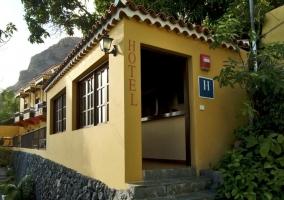 Jardín Concha - Valle Gran Rey, La Gomera