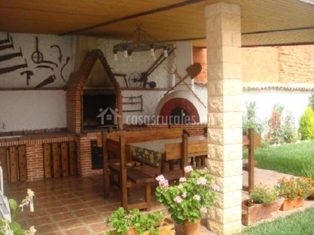 Casa rural filuchi en la vid burgos - Casas rurales madera ...