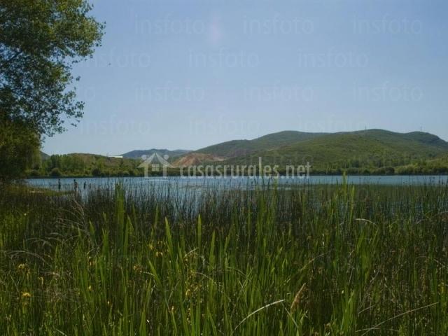 Lago de Carucedo Las Médulas