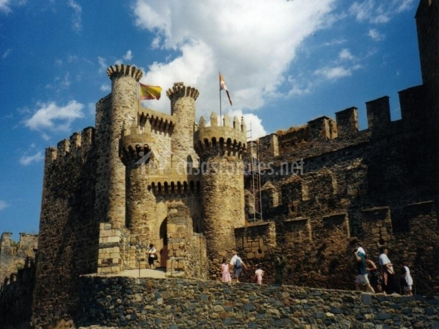 Bellísimo castillo