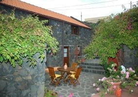 Casa rural Finca Tesbabo