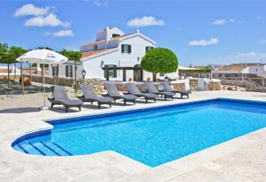 Llucasaldentet - Platja Son Bou, Menorca