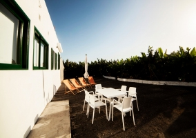 Casa Rural Finca Delicias- Brier - Alcala, Tenerife
