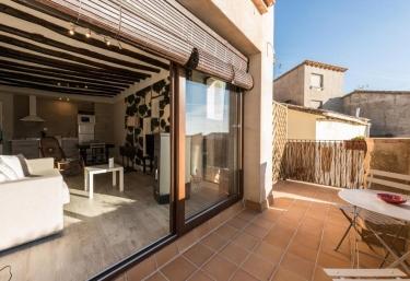 Apartamentos Vino Tinto- Parraleta - Adahuesca, Huesca