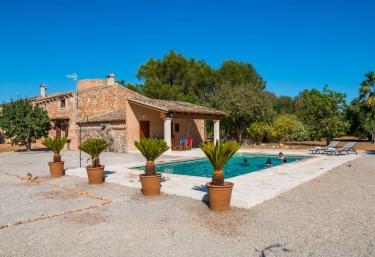 Villa Sa Torre den Pizá - Campos, Mallorca