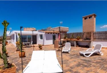 Penthouse Estrella del Mar - Colonia De Sant Jordi, Mallorca