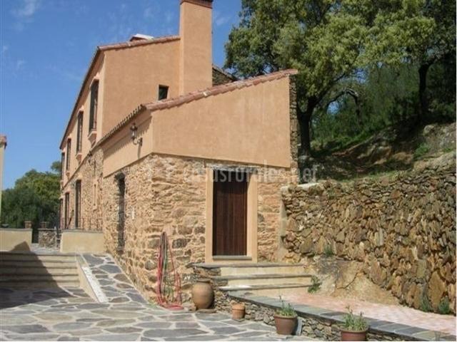 Casa rural cortijo el chorlito en oliva de la frontera for Casas rurales en badajoz con piscina