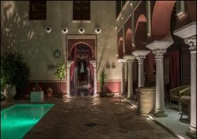 Hospedería Baños Árabes