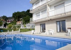 Apartamentos Canada - Raxo (San Gregorio), Pontevedra