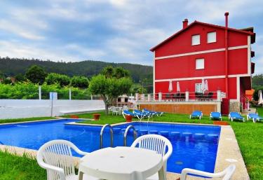 Apartamentos Naturmar - Raxo (San Gregorio), Pontevedra