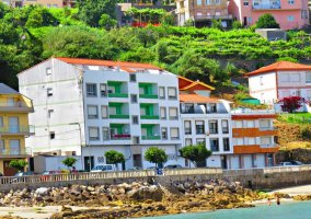 Apartamentos Raxó Playa - Raxo (San Gregorio), Pontevedra