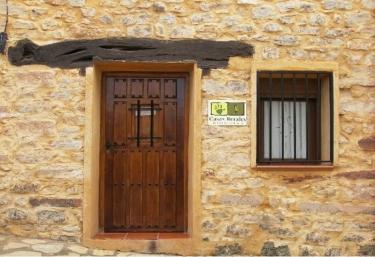 Casa Rural La Riba - Riba De Saelices, Guadalajara