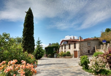 Casa dos Muros - Panton (San Martiño), Lugo