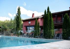 Hotel Rural La Casita de Cabrejas - Jabaga, Cuenca