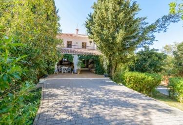 Casa Rural El Alcázar - Alcaucin, Málaga