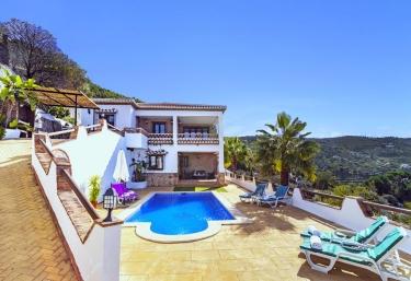 Holiday Home El Encinar - Alcaucin, Málaga