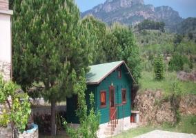 Mas Olivella- La Cabaña