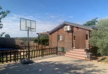 Me Quedo- Los Sabinares - Alcañiz, Teruel