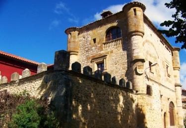 Torre Palacio Alvarado - El Ribero, Burgos