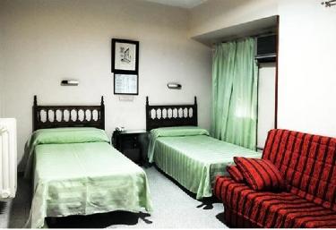Hotel Rincón Extremeño - Plasencia, Cáceres