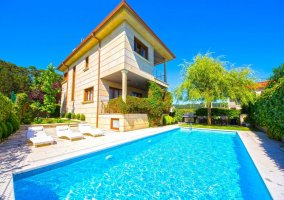 Villa Areas de Sanxenxo