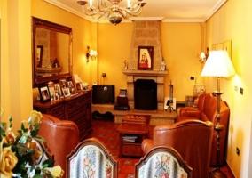 Casa Lourido - Habitaciones