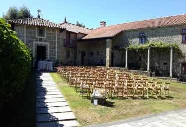 Rectoral de Castillón - Panton (San Martiño), Lugo
