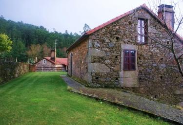 Casa Mourelos - Outes, A Coruña