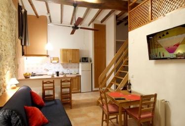 Casa La Muntanya- Loft El Ginjoler - Benimantell, Alicante