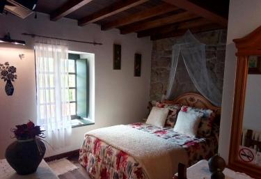 Caserío de Fontes- Habitaciones - Fontes (Nogueira De Ramuin), Orense
