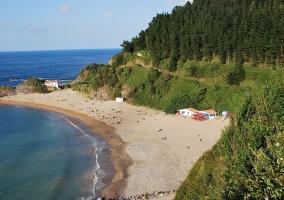 Playa Ondarroa