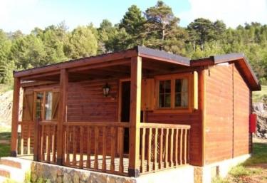 Cabañas de Javalambre- Estándar - Camarena De La Sierra, Teruel