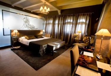 Hotel Castillo El Collado - Laguardia, Álava
