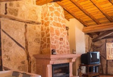 Casas rurales con jacuzzi en sep lveda - Casas rurales con jacuzzi y chimenea ...