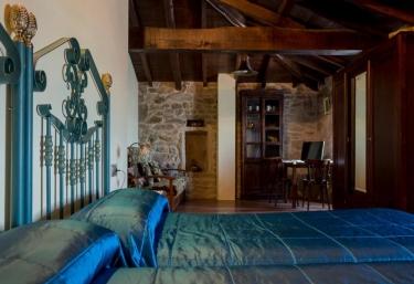 Casa Roan y Casa Grande - Monterroso (Casco Urbano), Lugo